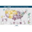 AREA CODE & LATA MAPS